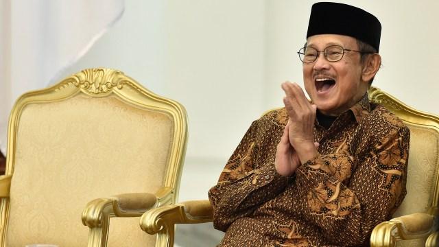 BJ Habibie Meninggal, Presiden ke-3 RI sekaligus Ketua Dewan Kehormatan Ikatan Cendekiawan Muslim se-Indonesia (ICMI)