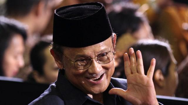 Mantan Presiden BJ Habibie, Foto Tahun 2010