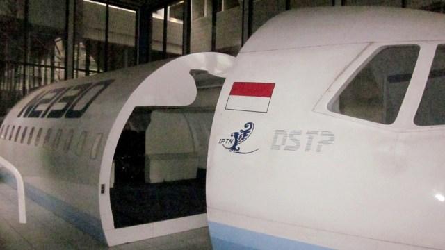 BJ Habinie, Pesawat N2130