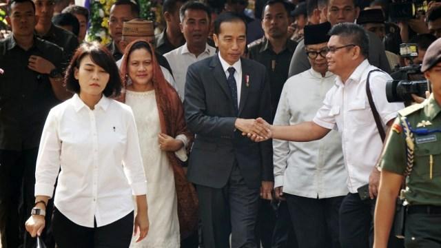 BJ Habibie Meninggal, Joko Widodo