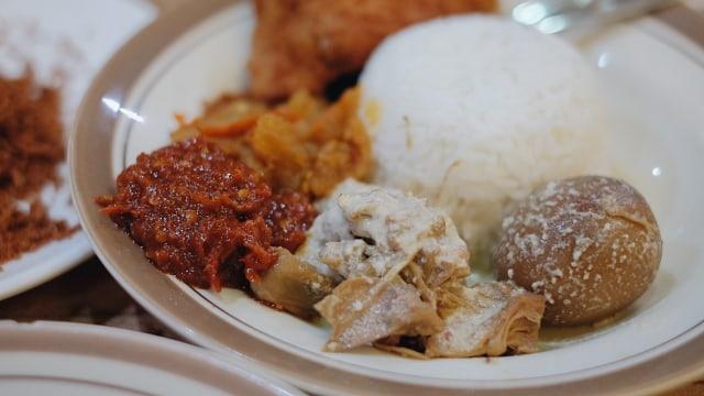 5 Rekomendasi Gudeg Enak di Jakarta (273426)