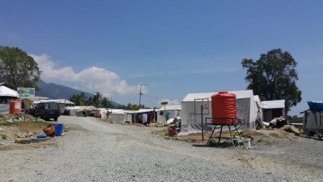 Bertemu Penyintas Bencana Palu: Ada yang Stroke hingga Hamil 6 Bulan (82605)