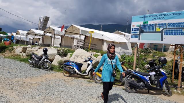 Bertemu Penyintas Bencana Palu: Ada yang Stroke hingga Hamil 6 Bulan (82607)
