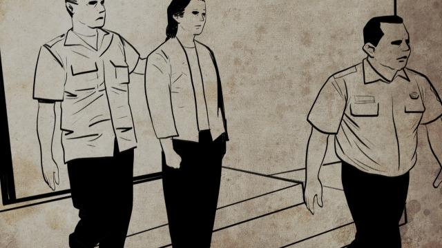 17 Crime Story Episode 3, Sum Kuning.