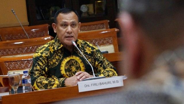 5 Pimpinan KPK Terpilih Periode 2019-2023 (144373)