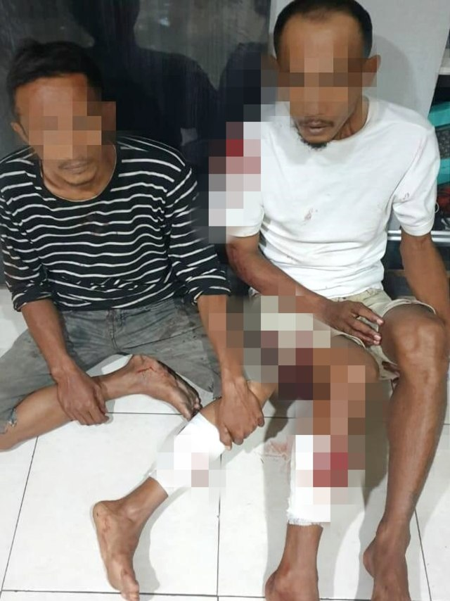 Hasil gambar untuk Polisi Tembak 2 Pak Ogah