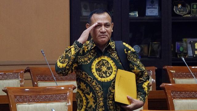 Irjen Firli Tetap Jadi Anggota Polri Aktif Meski Menjabat Ketua KPK (50590)