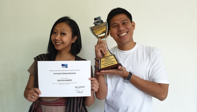 Delta FM Raih Juara di Ajang Kompetisi Swara Kencana RRI  (257272)