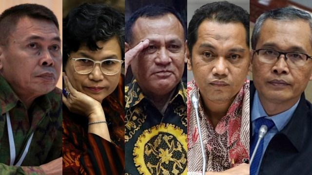 Airlangga soal 5 Pimpinan Baru KPK: Hargai Keputusan DPR (13418)