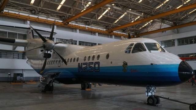 IMF di Balik Gagalnya Produksi Massal Pesawat N250 Karya Habibie (3343)