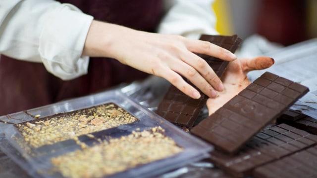 Wisata melihat proses pembuatan cokelat di Wellington Chocolate Factory