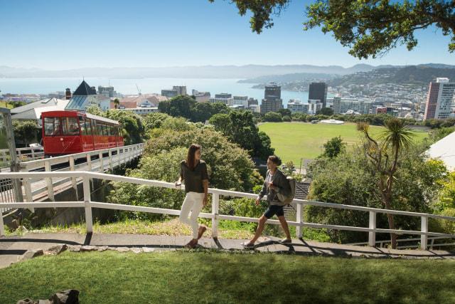 Transportasi umum di Selandia Baru telah terintegrasi