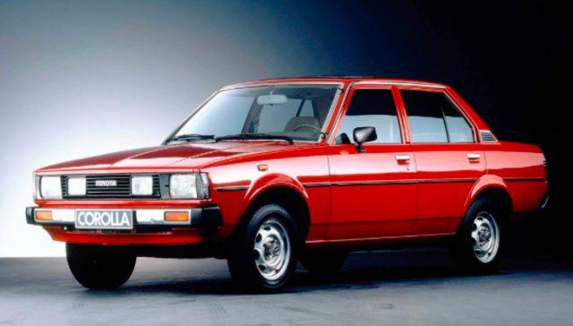Wajah Toyota Corolla dalam 12 Generasi  (882866)