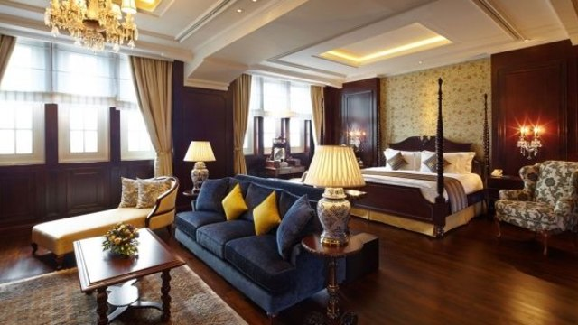 Presidential Suite The Hermitage Jakarta