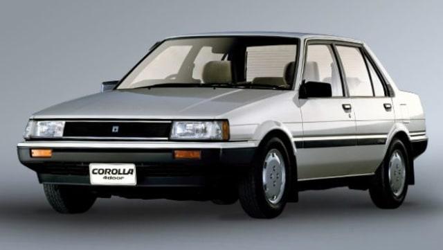 Wajah Toyota Corolla dalam 12 Generasi  (882867)