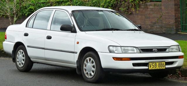 Wajah Toyota Corolla dalam 12 Generasi  (882869)