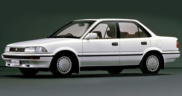 Wajah Toyota Corolla dalam 12 Generasi  (882868)