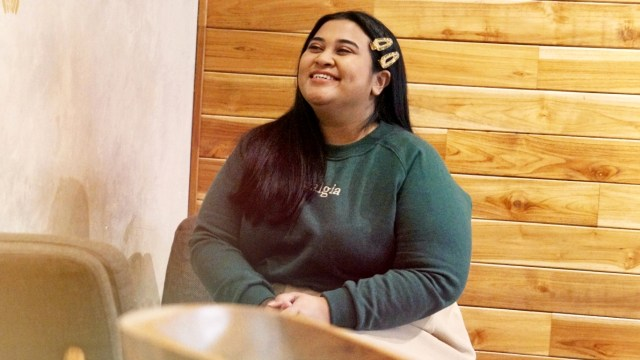 Ucita Pohan: I'm 33, Single, and Happy! (64717)