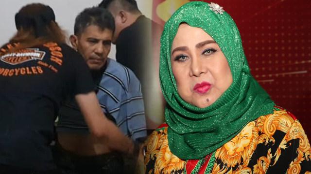 Putri Elvy Sukaesih: Keluarga Tak Menyangka Haidar Sampai Mengamuk (60411)