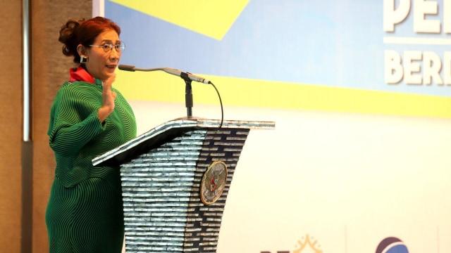 Menteri KKP, Susi Pudjiastuti, Digitalisasi UMKM Kelautan dan Perikanan