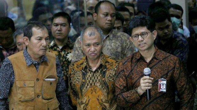 DPR Ingin Pimpinan Baru KPK Segera Dilantik: 3 yang Lama Sudah Mundur (120697)