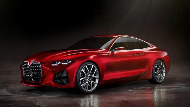 BMW Seri 4 Konsep