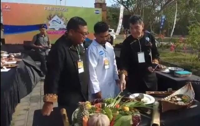 Berburu Talenta Chef di Art Food Festival #Sanur (696390)