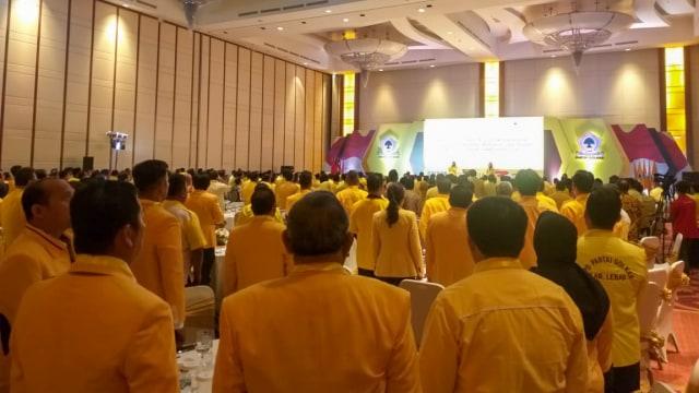 Partai Golkar Adakan Silaturahmi DPP Bersama Pimpinan DPRD se-Indonesia