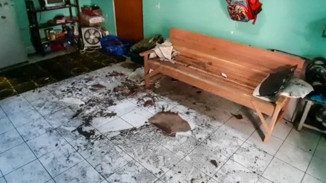 11 Rumah dan 2 Mobil Rusak Akibat Ledakan di Mako Brimob Semarang (343726)