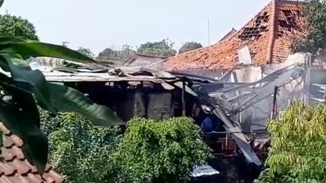 11 Rumah dan 2 Mobil Rusak Akibat Ledakan di Mako Brimob Semarang (343727)