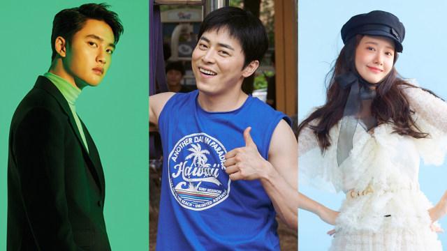 5 Idola K-Pop yang Pernah Berakting dengan Jo Jung Suk (44611)
