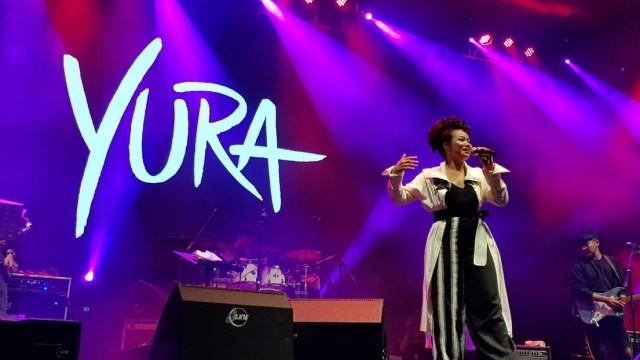 Penampilan Yura di Balkonjazz Festival 2019
