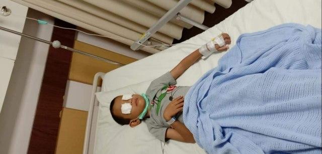 Derita Bocah 7 Tahun di Jambi Alami Iritasi Mata Akibat Asap Karhutla (344986)