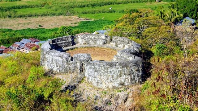 Foto: Wisata Sejarah Benteng Otanaha di Gorontalo (8353)