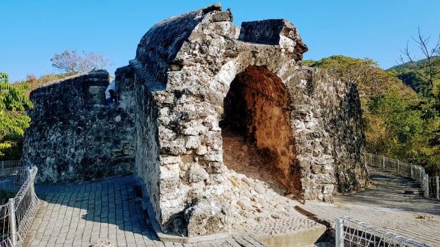 Foto: Wisata Sejarah Benteng Otanaha di Gorontalo (8355)