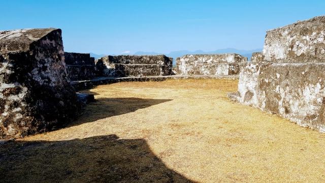 Foto: Wisata Sejarah Benteng Otanaha di Gorontalo (8356)