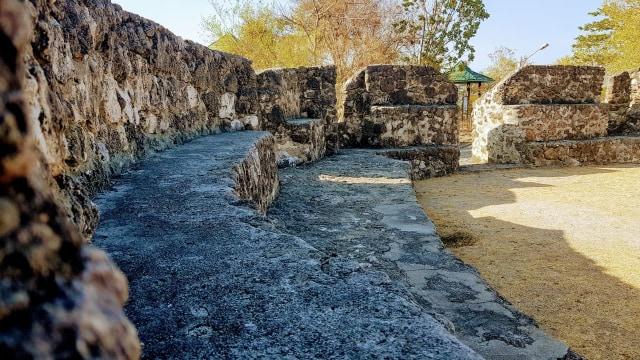 Foto: Wisata Sejarah Benteng Otanaha di Gorontalo (8357)