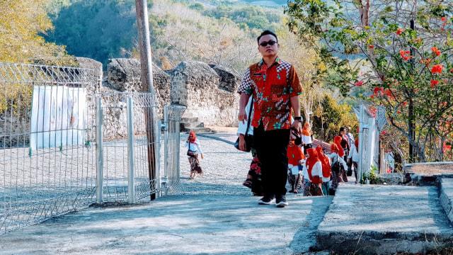 Foto: Wisata Sejarah Benteng Otanaha di Gorontalo (8362)