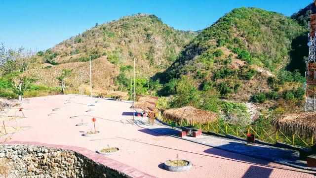 Foto: Wisata Sejarah Benteng Otanaha di Gorontalo (8363)