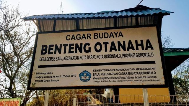 Foto: Wisata Sejarah Benteng Otanaha di Gorontalo (8367)