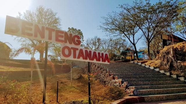 Foto: Wisata Sejarah Benteng Otanaha di Gorontalo (8368)