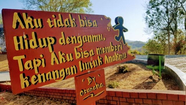 Foto: Wisata Sejarah Benteng Otanaha di Gorontalo (8370)