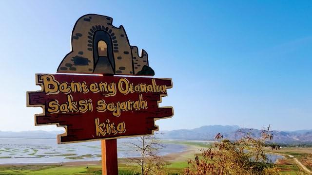Foto: Wisata Sejarah Benteng Otanaha di Gorontalo (8371)