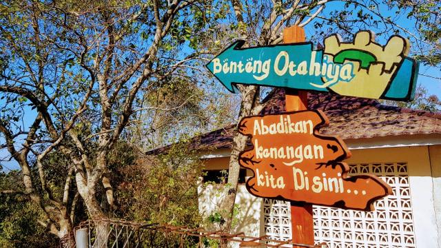 Foto: Wisata Sejarah Benteng Otanaha di Gorontalo (8372)