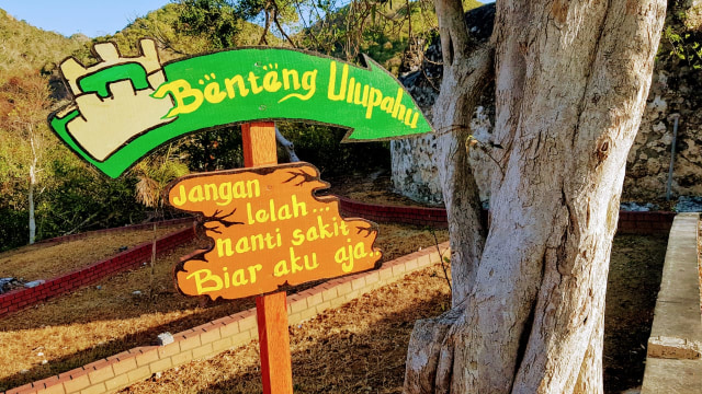 Foto: Wisata Sejarah Benteng Otanaha di Gorontalo (8373)