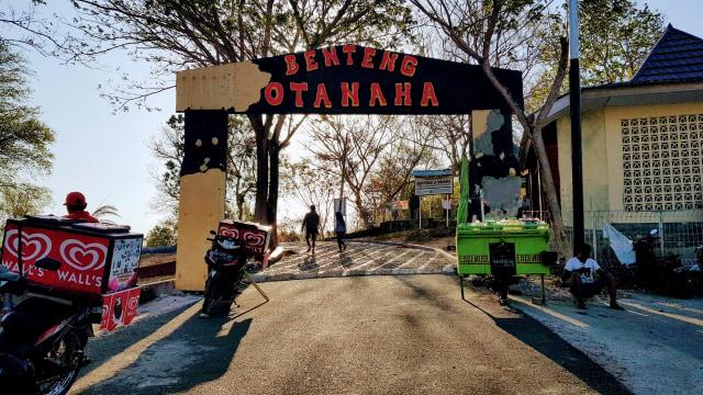 Foto: Wisata Sejarah Benteng Otanaha di Gorontalo (8377)
