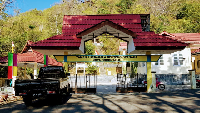 Foto: Wisata Sejarah Benteng Otanaha di Gorontalo (8379)