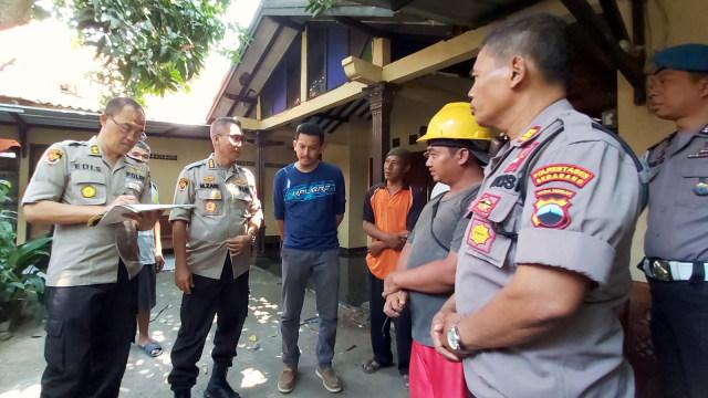 Rumah Warga yang Rusak Akibat Ledakan Gudang Amunisi, Kombes M Zari