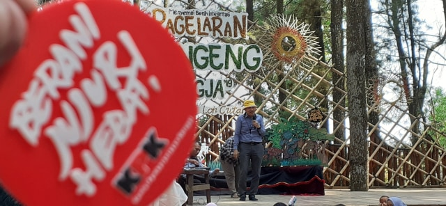Anak-anak di Bantul Dikenalkan '9 Nilai Integritas KPK' lewat Dongeng  (203744)