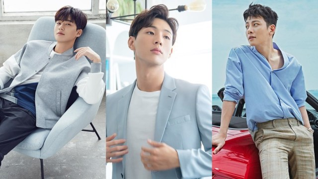 Park Seo Joon, Ji Chang Wook dan Ji Soo